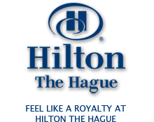 Hilton The Hague logo