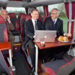 luxe touringcar interieur