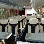 interieur luxe touringcar