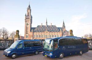 luxe touringcars van Hofstad Tours