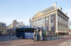 hofstad tours luxe touringcar in den haag